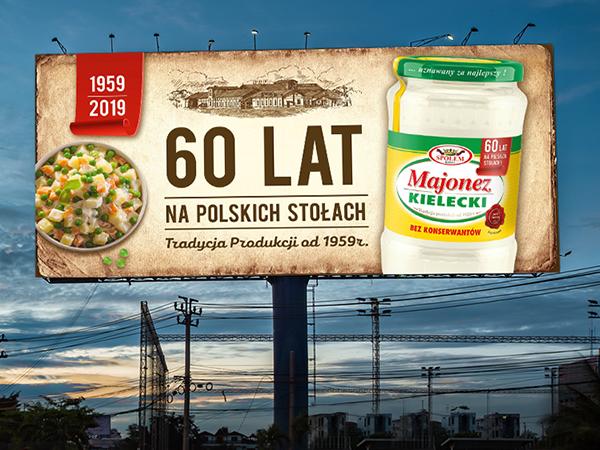 60 lat na polskich stołach